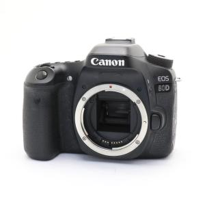 《難有品》Canon EOS 80D ボディ ymapcamera
