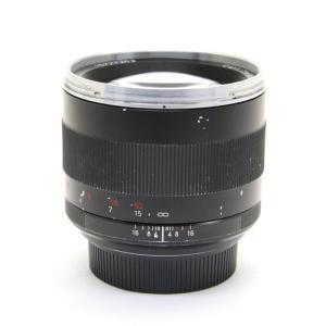《難有品》Carl Zeiss Planar T* 85mm F1.4 ZE(キヤノンEF用)|ymapcamera