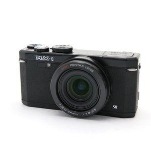 《並品》PENTAX MX-1 クラシックブラック ymapcamera