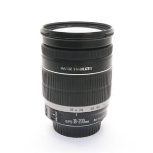《並品》Canon EF-S18-200mm F3.5-5.6 IS|ymapcamera