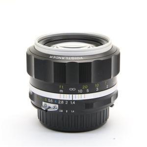 《良品》Voigtlander NOKTON 58mm F1.4 SL II S(ニコンF用) ymapcamera