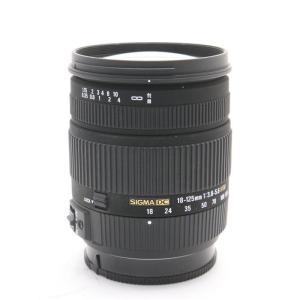 《良品》SIGMA 18-125mm F3.8-5.6 DC HSM(ソニーα用)|ymapcamera
