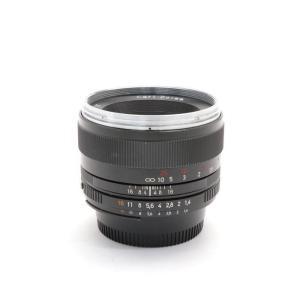 《並品》Carl Zeiss Planar T* 50mm F1.4 ZF.2(ニコンF用)|ymapcamera