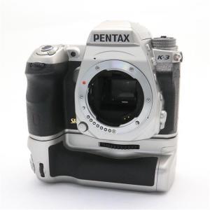 《並品》PENTAX K-3 PREMIUM SILVER EDITION|ymapcamera