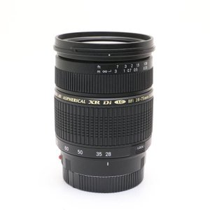 《美品》TAMRON SP 28-75mm F2.8 XR Di LD ASPH [IF] Macro(ソニーα用) ymapcamera
