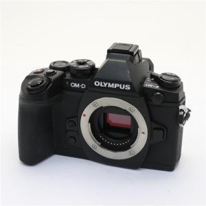 《良品》OLYMPUS OM-D E-M1 ボディ ブラック|ymapcamera