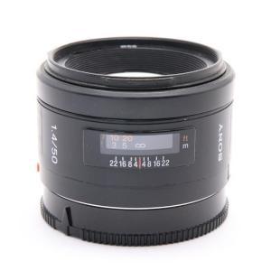 《並品》SONY 50mm F1.4 SAL50F14|ymapcamera