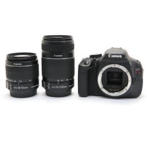 《並品》Canon EOS Kiss X5 ダブルズームキット|ymapcamera