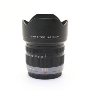 《並品》Panasonic LUMIX G VARIO 7-14mm F4.0 ASPH.|ymapcamera