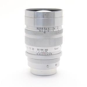 《難有品》Leica ズマレックス L85mm F1.5 クローム、フード付|ymapcamera