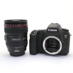 《並品》Canon EOS 6D EF24-105L レンズキット|ymapcamera