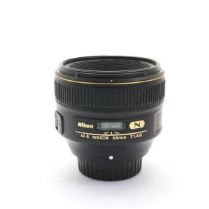 《並品》Nikon AF-S NIKKOR 58mm F1.4G|ymapcamera