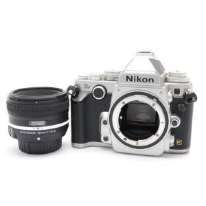 《並品》Nikon Df 50mm F1.8G Special Editionキット|ymapcamera