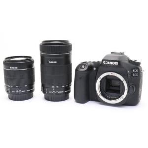 《難有品》Canon EOS 80D ダブルズームキット|ymapcamera