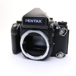 《良品》PENTAX 67IIボディ (AEファインダー付) ymapcamera
