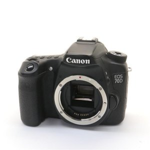 《難有品》Canon EOS 70D ボディ|ymapcamera