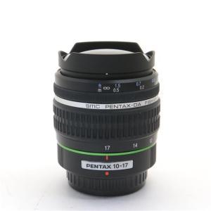 《並品》PENTAX DA FISH-EYE 10-17mm F3.5-4.5ED[IF]|ymapcamera