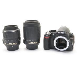 《並品》Nikon D3100 200mm ダブルズームキット|ymapcamera