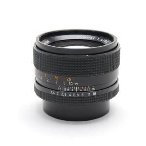 《良品》CONTAX Planar T*50mm F1.4 AE|ymapcamera