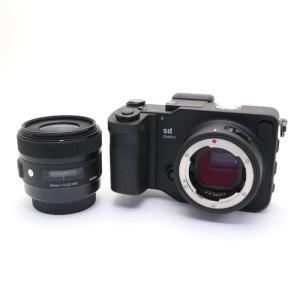 《美品》SIGMA sd Quattro & A 30mm F1.4 DC HSM レンズキット|ymapcamera