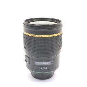 《並品》PENTAX HD D FA*50mm F1.4 SDM AW|ymapcamera