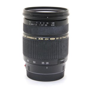 《並品》TAMRON SP28-75mm F2.8 XR Di LD ASPH IF Macro A09S(ソニー用)|ymapcamera