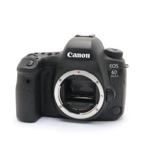《並品》Canon EOS 6D Mark II ボディ|ymapcamera