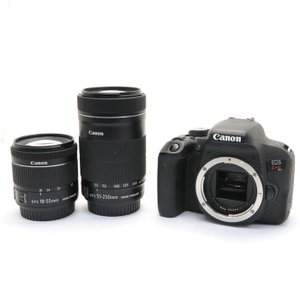 《良品》《》Canon EOS Kiss X9i ダブルズームキット|ymapcamera