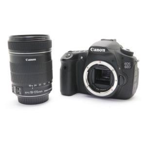 《良品》Canon EOS 60D EF-S18-135 IS レンズキット ymapcamera