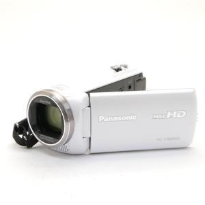 《美品》Panasonic デジタルハイビジョンビデオカメラ HC-V480MS-W ymapcamera