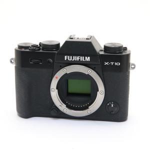 《並品》FUJIFILM X-T10 ボディ|ymapcamera