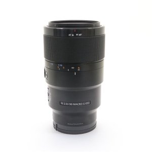 《美品》SONY FE 90mm F2.8 Macro G OSS SEL90M28G ymapcamera