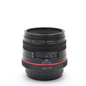 《並品》PENTAX HD DA35mm F2.8 Macro Limited ブラック|ymapcamera