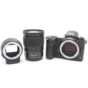 《美品》Nikon Z7 24-70 + FTZマウントアダプターキット|ymapcamera