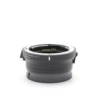 《美品》SIGMA マウントコンバーター MC-11 キヤノンEFレンズ/ソニーEボディ用 ymapcamera