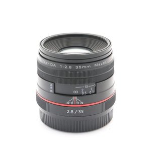 《並品》PENTAX HD DA35mm F2.8 Macro Limited|ymapcamera