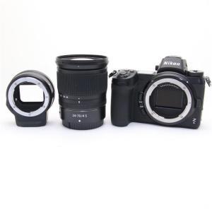 《美品》Nikon Z6 24-70 + FTZマウントアダプターキット|ymapcamera