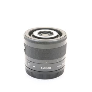 《美品》Canon EF-M28mm F3.5 マクロ IS STM|ymapcamera