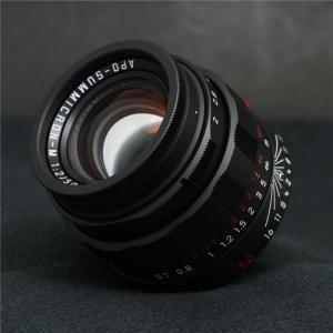 《新同品》Leica アポズミクロン M50mm F2.0 ASPH. ymapcamera
