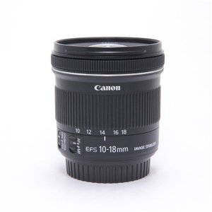 《良品》Canon EF-S10-18mm F4.5-5.6 IS STM|ymapcamera