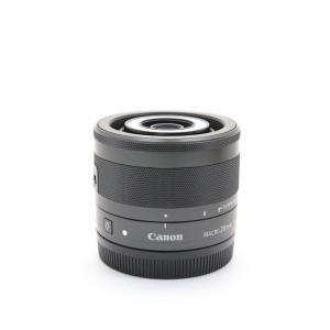 《美品》Canon EF-M28mm F3.5 マクロ IS STM|ymapcamera