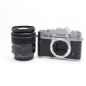 《美品》FUJIFILM X-T30 XF18-55mmレンズキット シルバー|ymapcamera