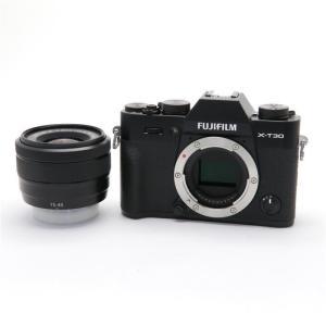 《美品》FUJIFILM X-T30 XC15-45mmレンズキット|ymapcamera