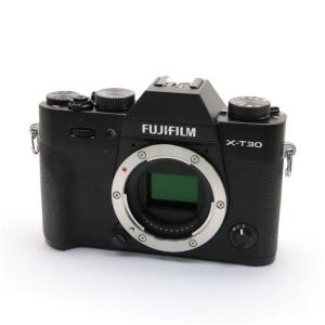 《美品》FUJIFILM X-T30 ボディ ブラック|ymapcamera