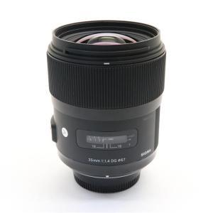 《並品》SIGMA A 35mm F1.4 DG HSM(ニコン用) ymapcamera