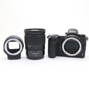 《良品》Nikon Z7 24-70 + FTZマウントアダプターキット|ymapcamera