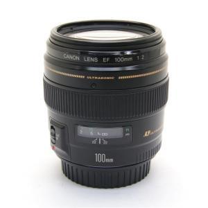 《並品》Canon EF100mm F2 USM ymapcamera
