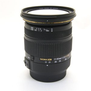 《良品》SIGMA 17-50mm F2.8 EX DC HSM(ソニーα用) ymapcamera