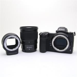 《美品》Nikon Z7 24-70 + FTZマウントアダプターキット ymapcamera