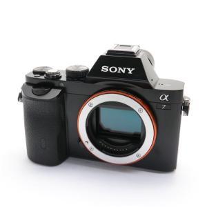 《良品》SONY α7ボディ ILCE-7 ymapcamera